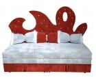 кровать-диван Пламя