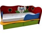 Детская кроватка Кролик 3