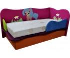 Детская кроватка Пони 1