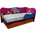 Детская кроватка Пони