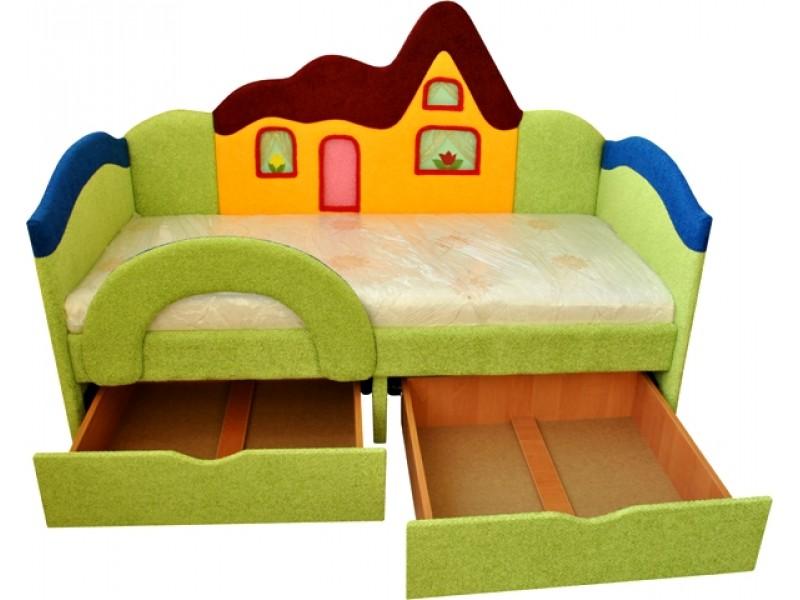 Детский диван кровать купить в москве недорого